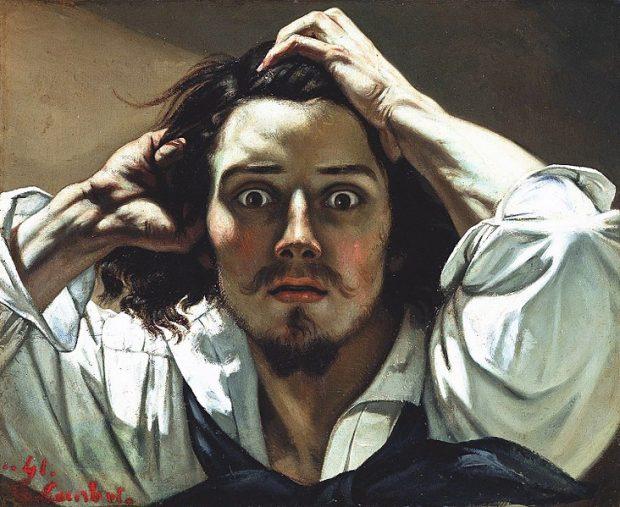 Gustave Courbet est né à Ornans, non loin de Nans sous Saint Anne