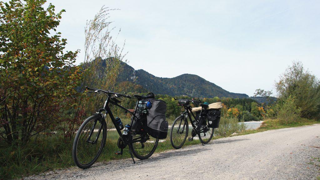 Vallée de la Loue : s'y rendre en vélo
